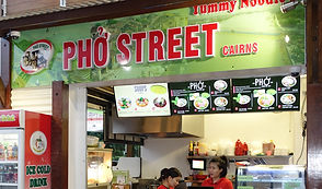 Pho Street Cairns Food
