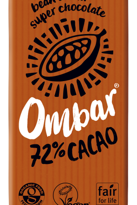 Ombar 72% Cacao (35g)