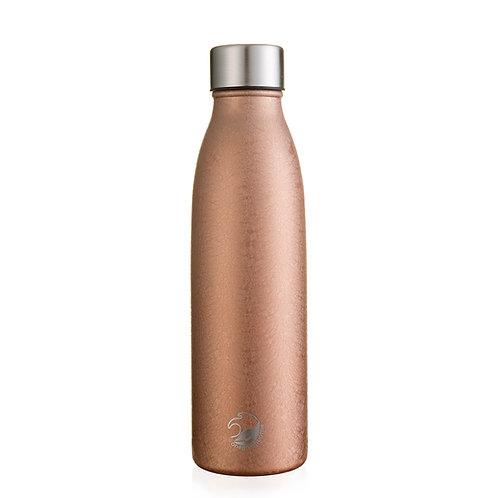 Botella de acero inoxidable de cobre 500ml