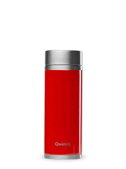 Qwetch Tea Mugs Original - Rojo 300ml