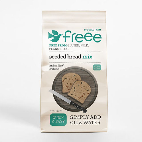 Freee Seeded Bread Mix - Gluten Free 500g
