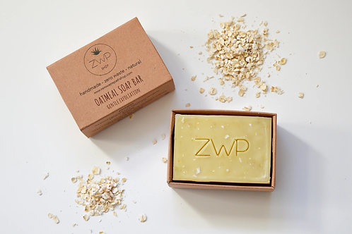 ZWP - Oatmeal Soap Bar