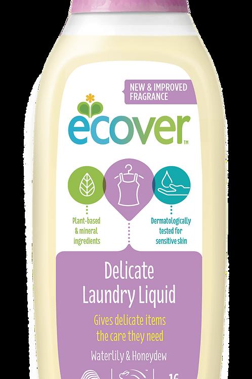 Ecover Detergente Liquido Ropa Delicada 1l