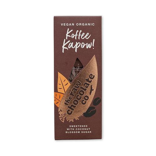 Raw Chocolate Co - Koffee Kapow 38g
