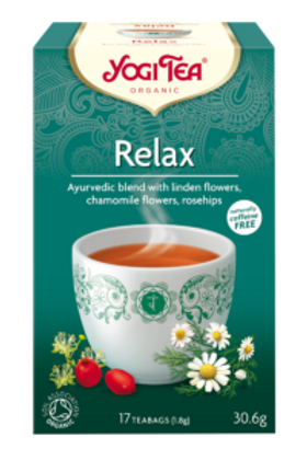 Yogi Tea - Relájate