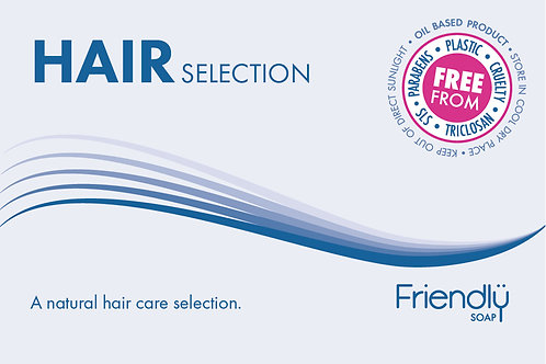 Friendly - Hair Selection