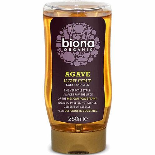 Biona Organic Agave Light Syrup 250ml