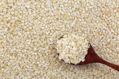 Copas de quinua por 100 g