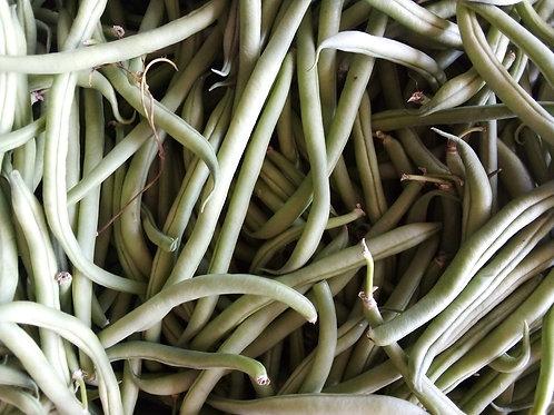 Green beans per kg