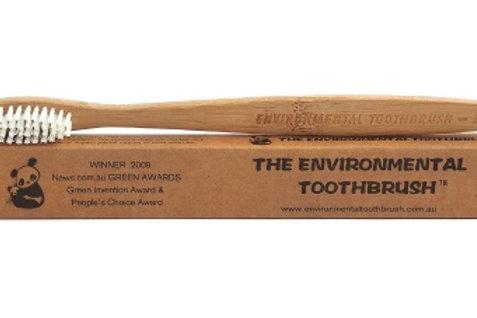 El cepillo de dientes ambiental - mediano