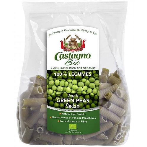 Castagno Bio - Sedani de guisantes verdes