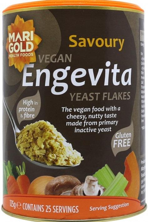 Copos de levadura nutricional Engevita 125g