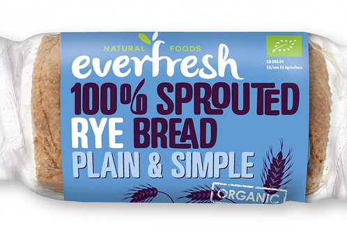 Everfresh Sprouted Rye Bread