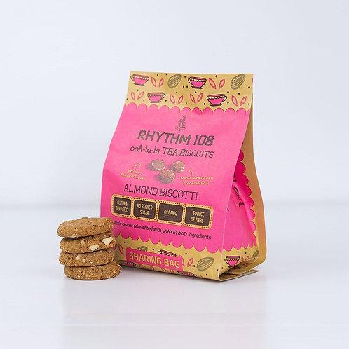 Rhythm 108 Almond Biscotti Sharing Bag 135g