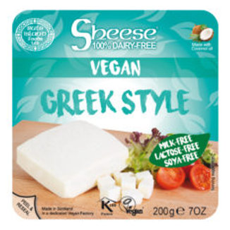 Sheese Vegan Cheese Greek Style 200g