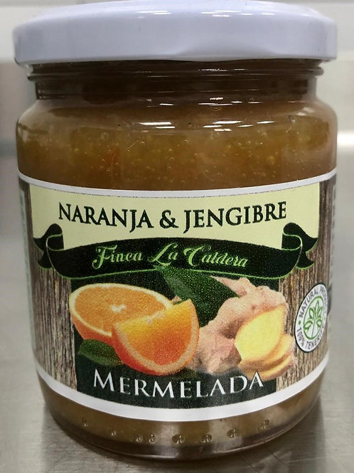 Orange & Ginger Jam 250ml