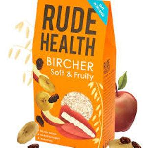 Rude Health Bircher Muesli - Soft and Fruity