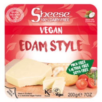 Queso Vegano Sheese Edam Style 200g