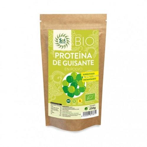 Sol Natural Proteina de Guisante 250g