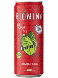 Bionina Organic Cola - 200ml sin cafeína