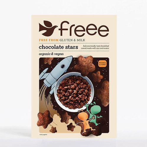 Chocolate Sin Gluten Estrellas 300g