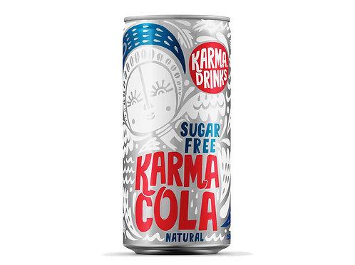 Karma Cola Natural Sin Azúcar 250ml
