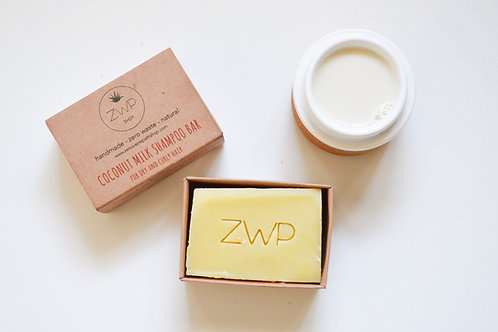 ZWP - Coconut Milk Shampoo Bar