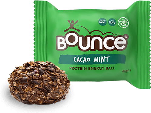 Bounce Protein Energy Protein Ball - Cacao Mint 42g