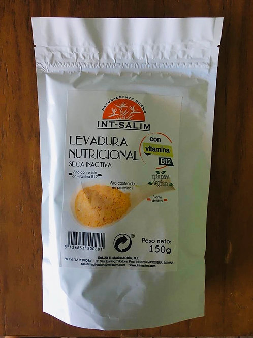 Nutritional Yeast with B12 150g