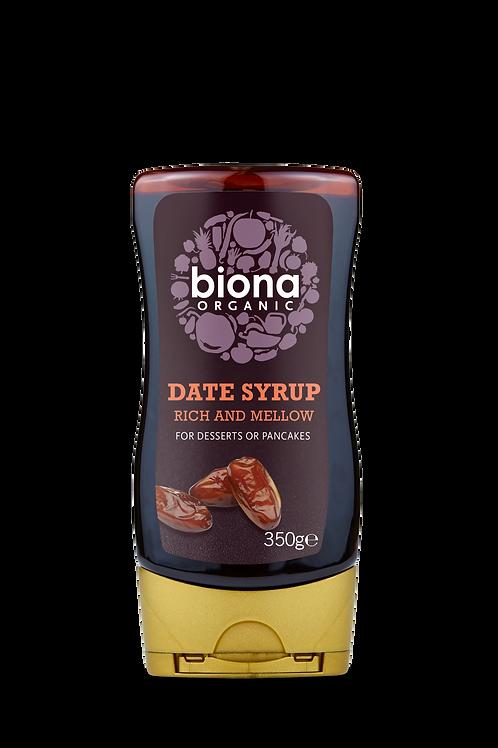 Biona Organic Jarabe de Datiles 350g