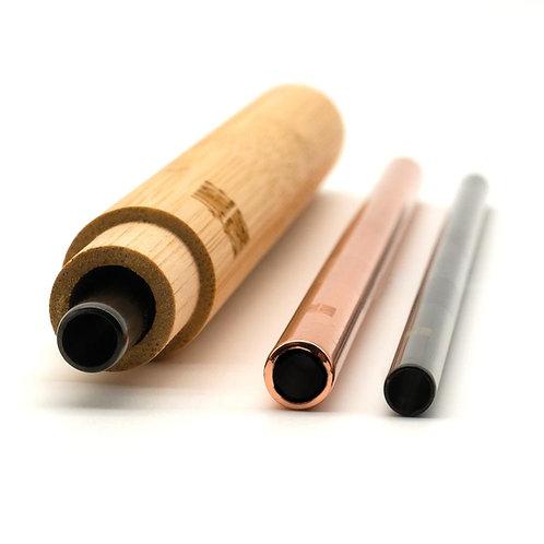 Bamboo Straw Case per unit