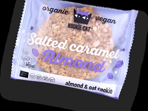 Gato Kookie - Almendra Caramelo Salado