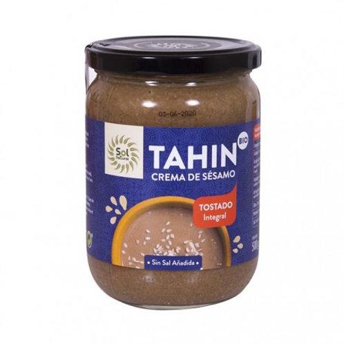 Tahini Tostado 500g