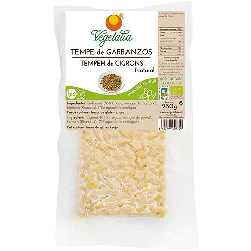 Chickpea Tempeh 250g