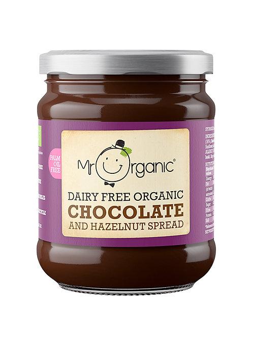 Mr Organic Chocolate Avellanas para untar 200g