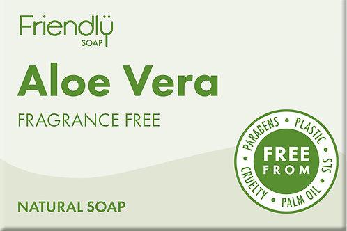 Friendly - Jabón Aloe Vera