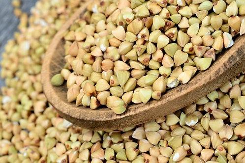 trigo sarraceno por 100 g
