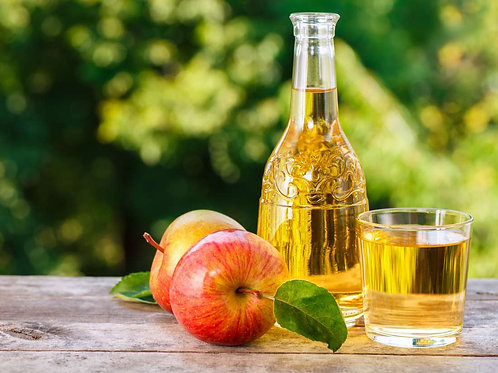 Vinagre de sidra de manzana orgánico Biona con la madre por 100 ml
