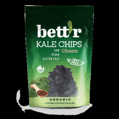 Bett'r Kale Chips Choco