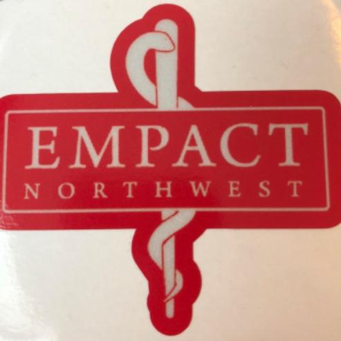 Empact Decal