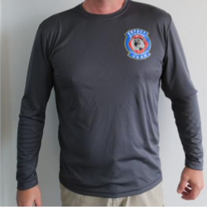 Wicking USAR Tee Shirt, Long Sleeved