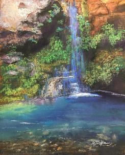 """Natural Falls"""