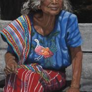 """""""Mayan Grandmother"""""""
