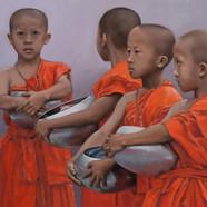"""""""Novice Monks"""""""