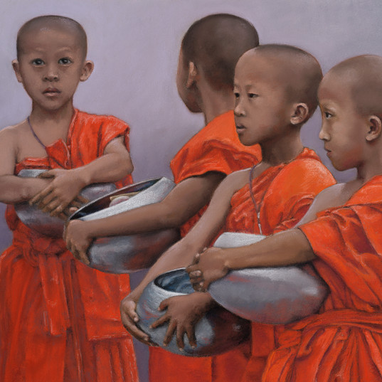 """Novice Monks"""