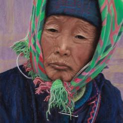"""Hmong Woman"""