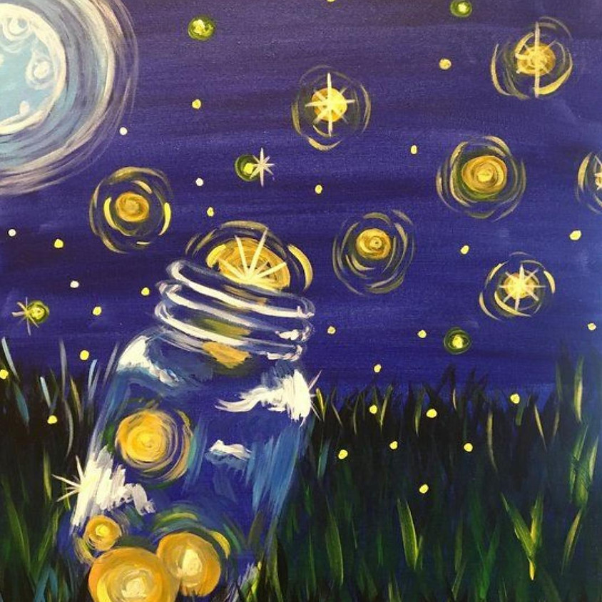 Firefly Escape Paint Party