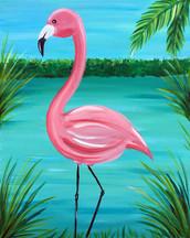 Flamingo Flash