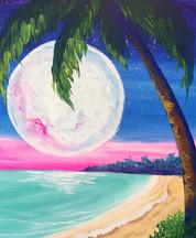 Tropical Moonrise