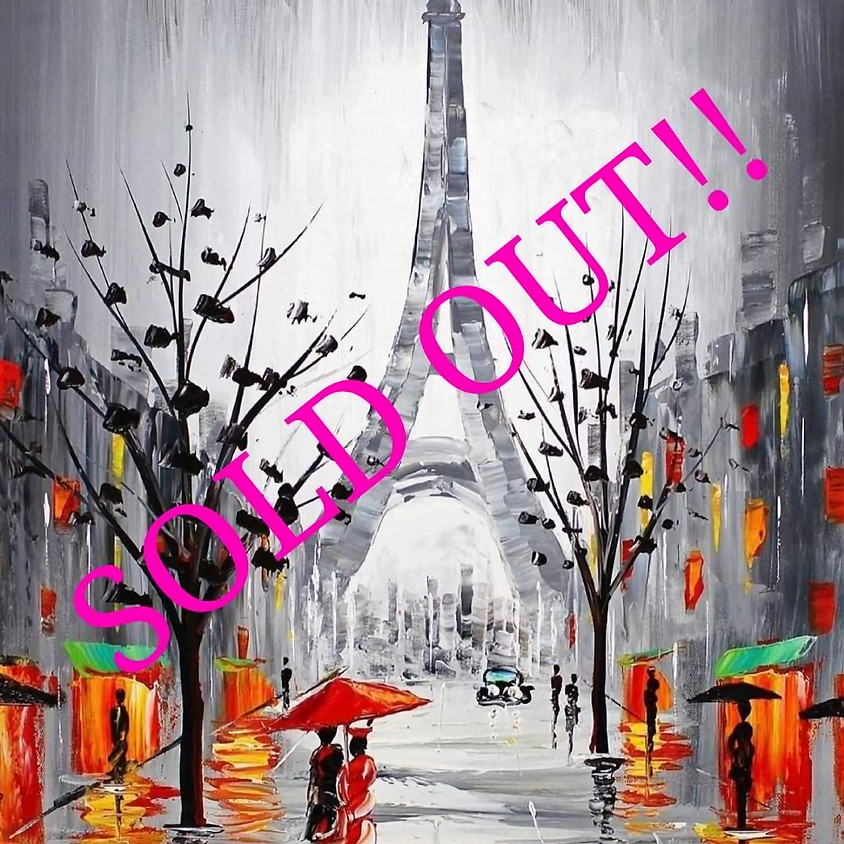 *SOLD OUT* Rainy Day in Paris